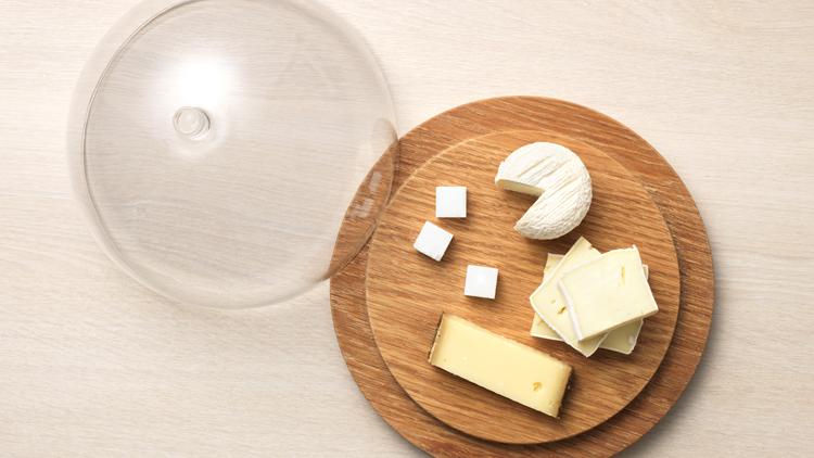 Conservar queso en la nevera