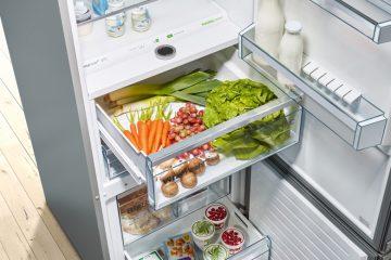 Cajones vitafresh de frigorífico Bosch