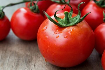Guardar tomates en la nevera