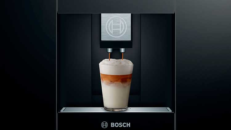 cafetera integrable Bosch